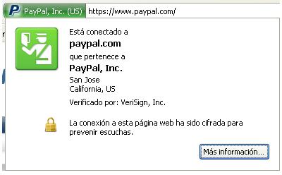 Paypal Verificado